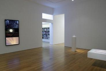 Various Artists. Summer Show. Installation view. NE Corner, Gallery II. James Cohan Gallery, New York.