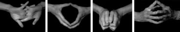 BILL VIOLA Four Hands, 2001
