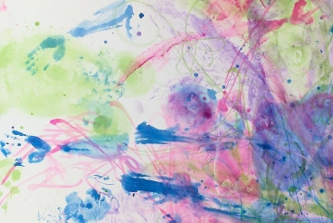SHINIQUE SMITH Kaleidoscope (detail), 2013