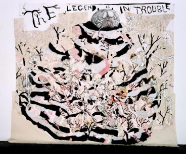 The Legend is in Trouble, 2001