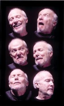 BILL VIOLA Six Heads,2000