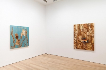 Surface Tension Installation view