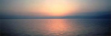 WIM WENDERS Lake Galilee before Sunrise, 2000