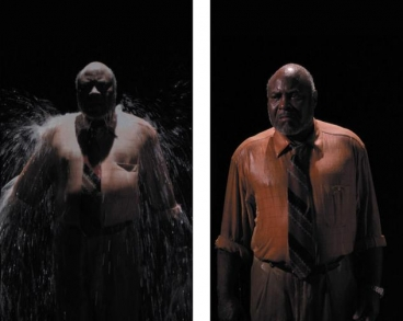 BILL VIOLA Ocean Without a Shore,2007