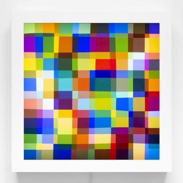 SPENCER FINCH Color Test (225)