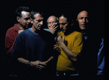 BILL VIOLA The Quintet of the Silent,2001
