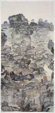 YUN-FEI JI Below the 143 Meter Watermark,2006