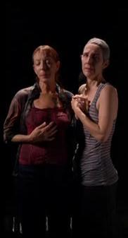 BILL VIOLA Two Women,2008