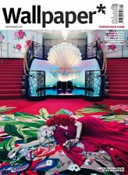 PRESS: Wallpaper Magazine interviews Miles Aldridge