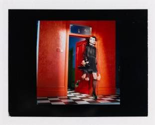 "Video: Miles Aldridge on ""Please Return Polaroid"""