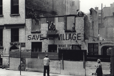 "Press: Fred W. McDarrah inspired ""Save The Village"" walking tour is featured in the New York Times"
