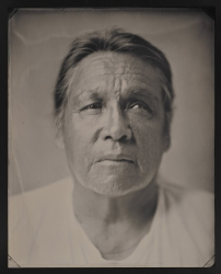 EXHIBITION: Melissa Cacciola's Tintypes on View at The World Trade Center