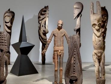 Oceanic + African Art