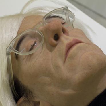 Eugenio Merino's 'Here Died Warhol' at Unix Gallery