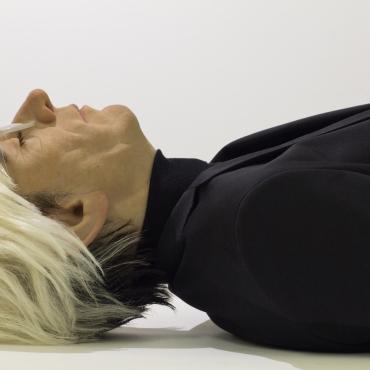 Eugenio Merino 'Here Died Warhol' at UNIX Gallery