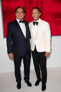 Star Tracks: John Legend & Marcello Lo Giudice
