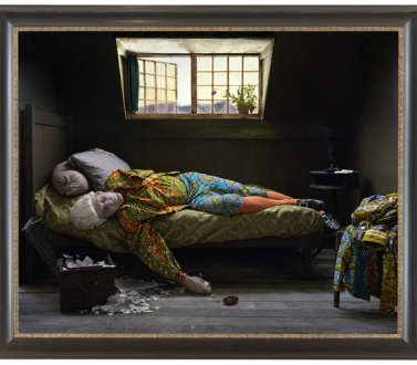 At Home: Artists in Conversation | Yinka Shonibare CBE RA