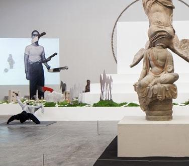 Xu Zhen at Ullens Center for Contemporary Art