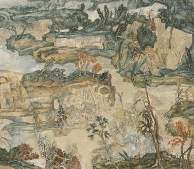 Yun-Fei Ji at Rose Art Museum