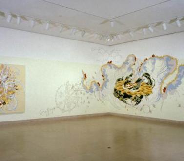 Matthew Ritchie at Dallas Museum of Art