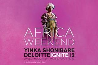 Yinka Shonibare, MBE Curating 'Deloitte Ignite 2012' at The Royal Opera House, London