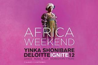 Yinka Shonibare, MBE Curating 'Deloitte Ignite 2012' at The Royal Opera House, London
