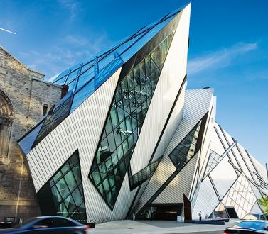 Elias Sime at Royal Ontario Museum
