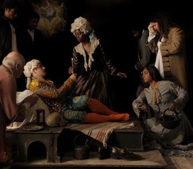 Yinka Shonibare MBE at Gdansk City Gallery 2