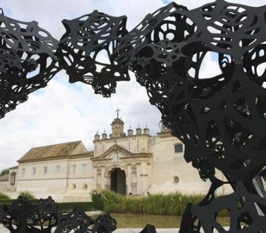Matthew Ritchie at Centro Andaluz de Arte Contemporáneo