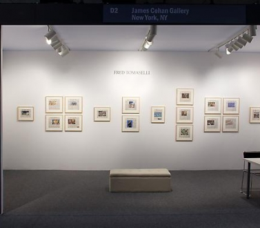 James Cohan Gallery at ADAA: The Art Show 2013