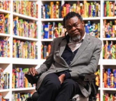 Yinka Shonibare CBE in Conversation with Tim Marlowe OBE