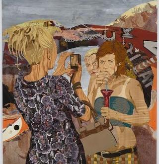 Alison Elizabeth Taylor at Jack Shainman Gallery, The School