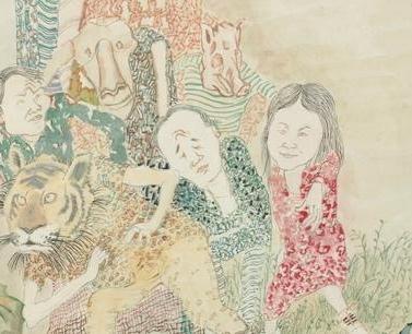 Yun-Fei Ji at Kalamazoo Institute of Arts