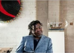 Yinka Shonibare MBE at the Yale Center for British Art