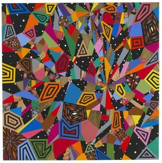 Fred Tomaselli at the New York Studio School