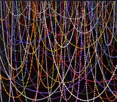 Fred Tomaselli at Aspen Art Museum