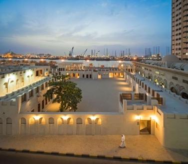 Yinka Shonibare CBE in Sharjah Biennial 15