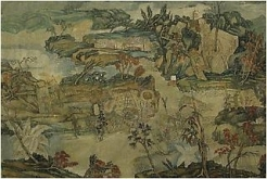 Yun-Fei Ji at Rose Art Museum