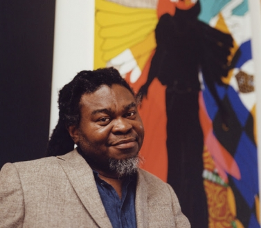 Yinka Shonibare CBE in conversation with Francine Stock at Hereford Cathedral