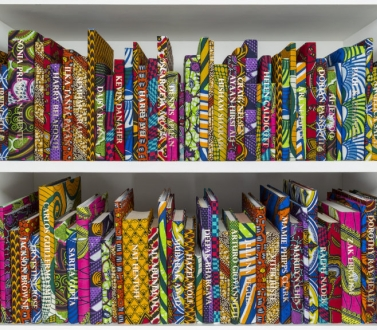 Mead Art Museum at Amherst College acquires work by Yinka Shonibare MBE