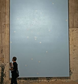 Federico Herrero at the 53rd Venice Bienale