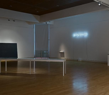 Katie Paterson at Mead Gallery, University of Warwick