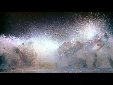 Bill Viola at the Hilliard University Art Museum