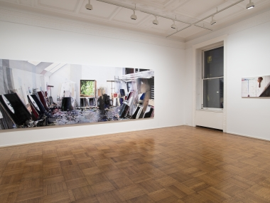 Berend Strik: Decipher the Artist's Mind  Installation View