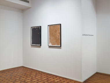 but that joke isn't funny anymore...  Installation View