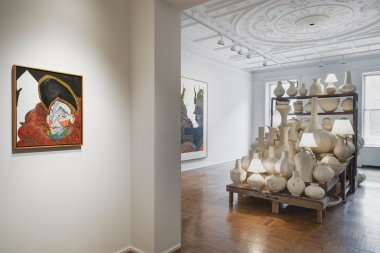 """Zachary Armstrong """"George"""" Installation View"""
