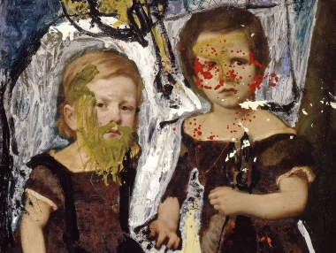 Strategic Vandalism: The Legacy of Asger Jorn's Modification Paintings