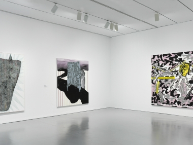 Charline von Heyl: Snake Eyes
