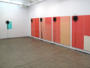 Stephen Prina and Wade Guyton