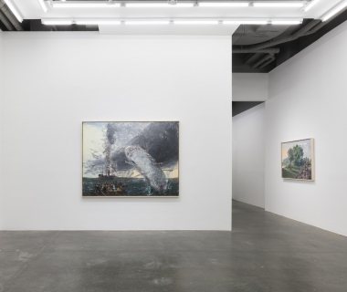 John Bradford By Land and By Sea at Anna Zorina Gallery